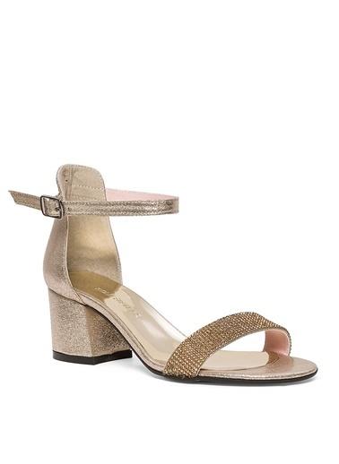 Sole Sisters Sandalet Sarı
